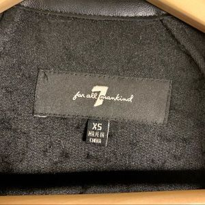 Oversized Long Black Jacket Duster Coat Cardigan Open Collarless